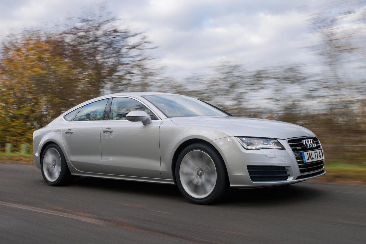 Hydrogen-powered Audi to appear in 2014