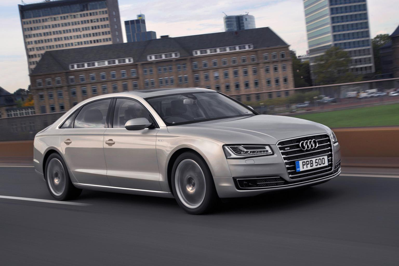 2014 Audi A8 prices and kit confirmed