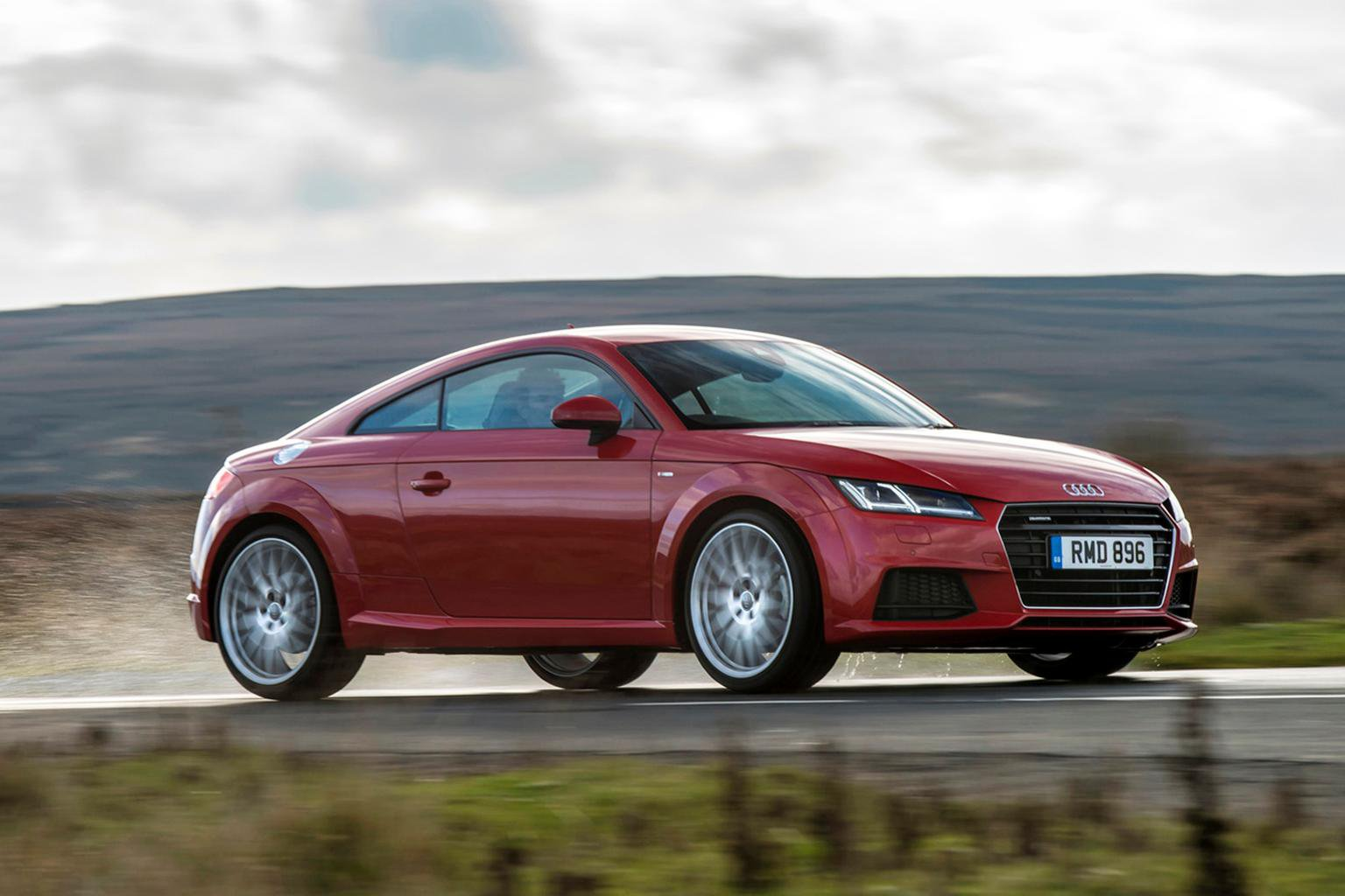 2015 Audi TT 2.0 TDI Ultra review