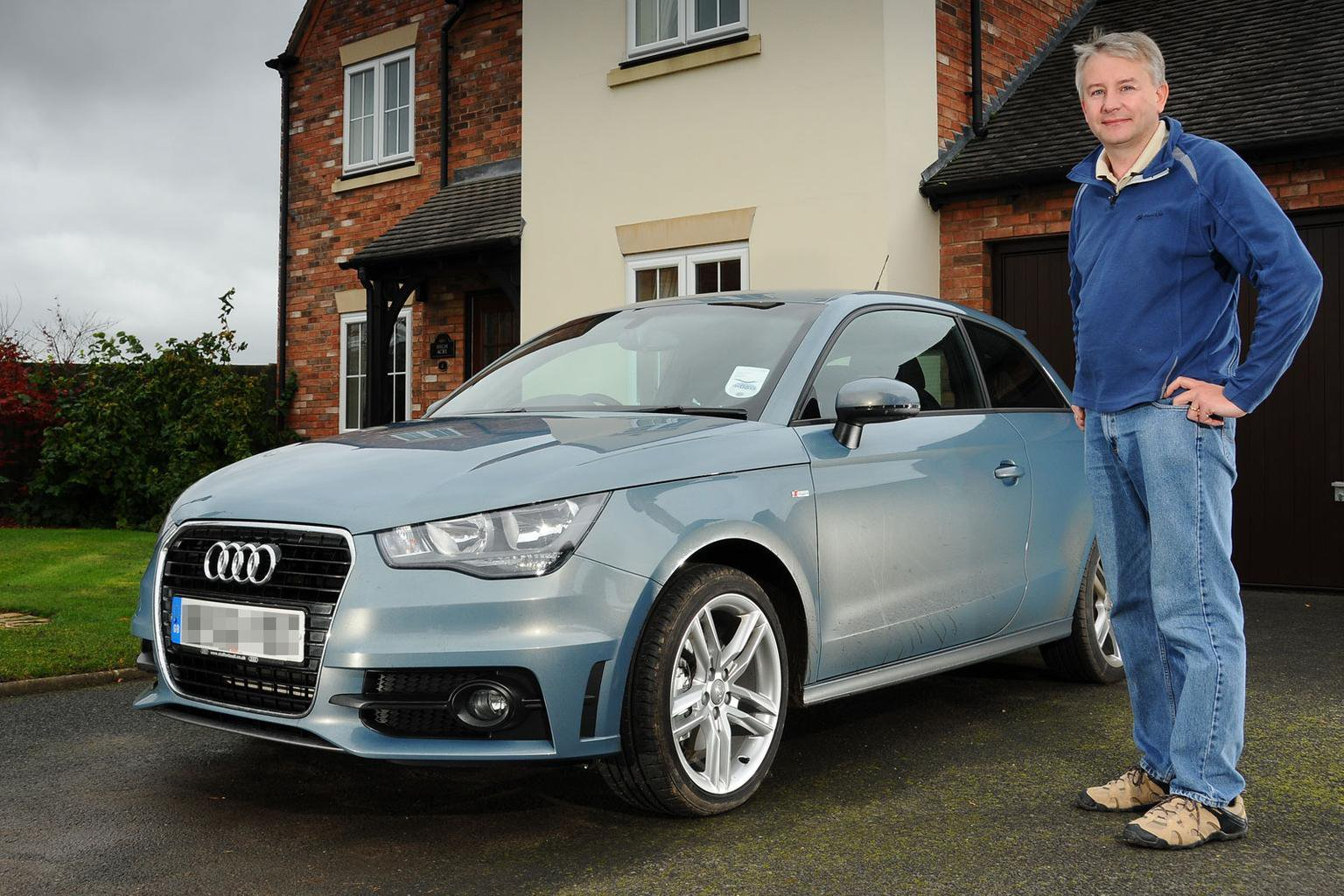 Audi A1 doesn't match the brochure