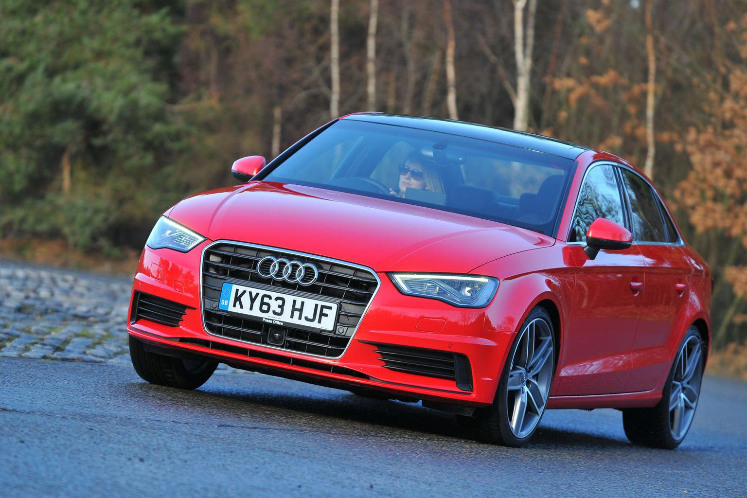 2014 Audi A3 Saloon 1.6 TDI S tronic review