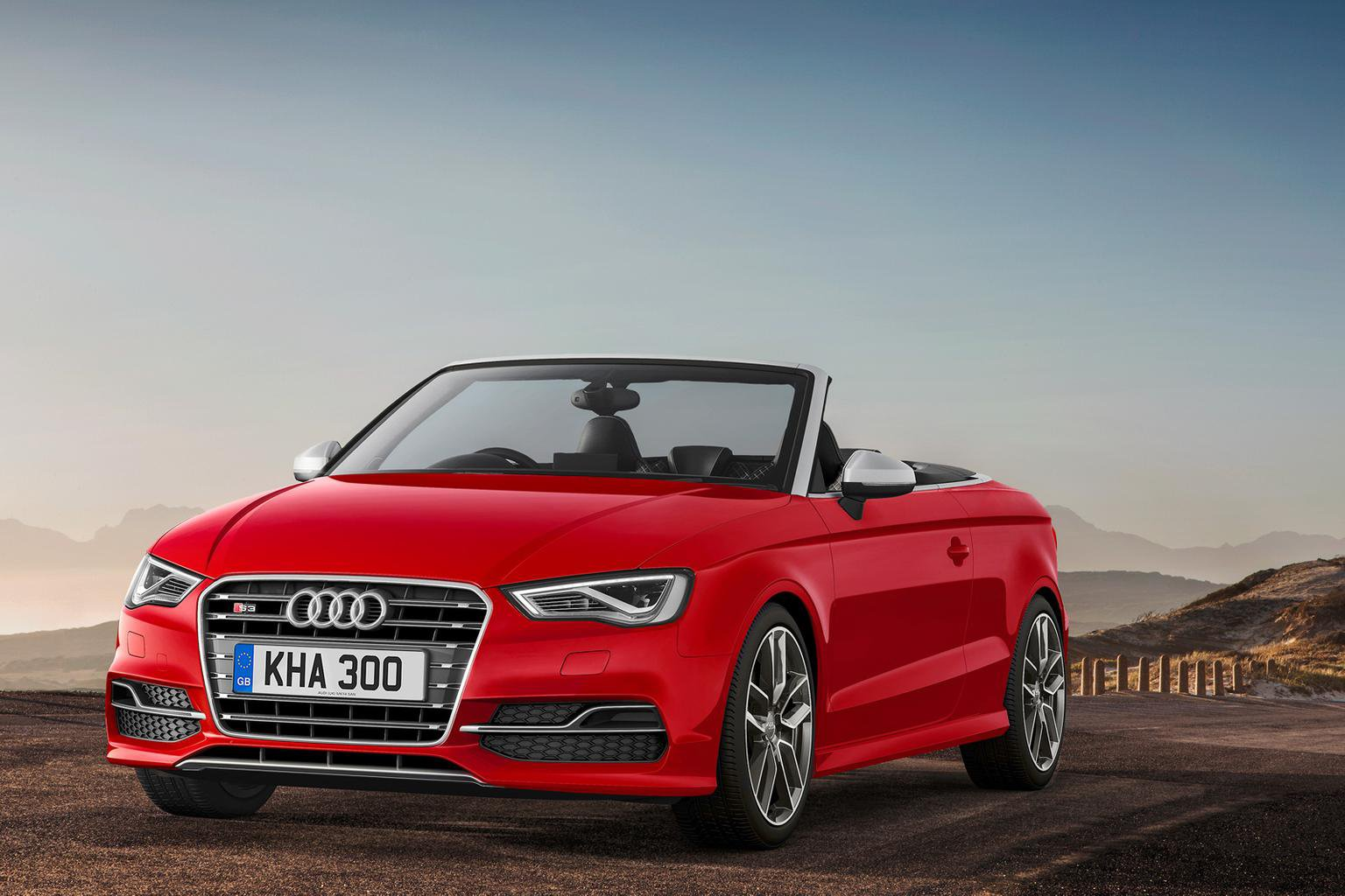Deal of the day: Audi S3 Cabriolet