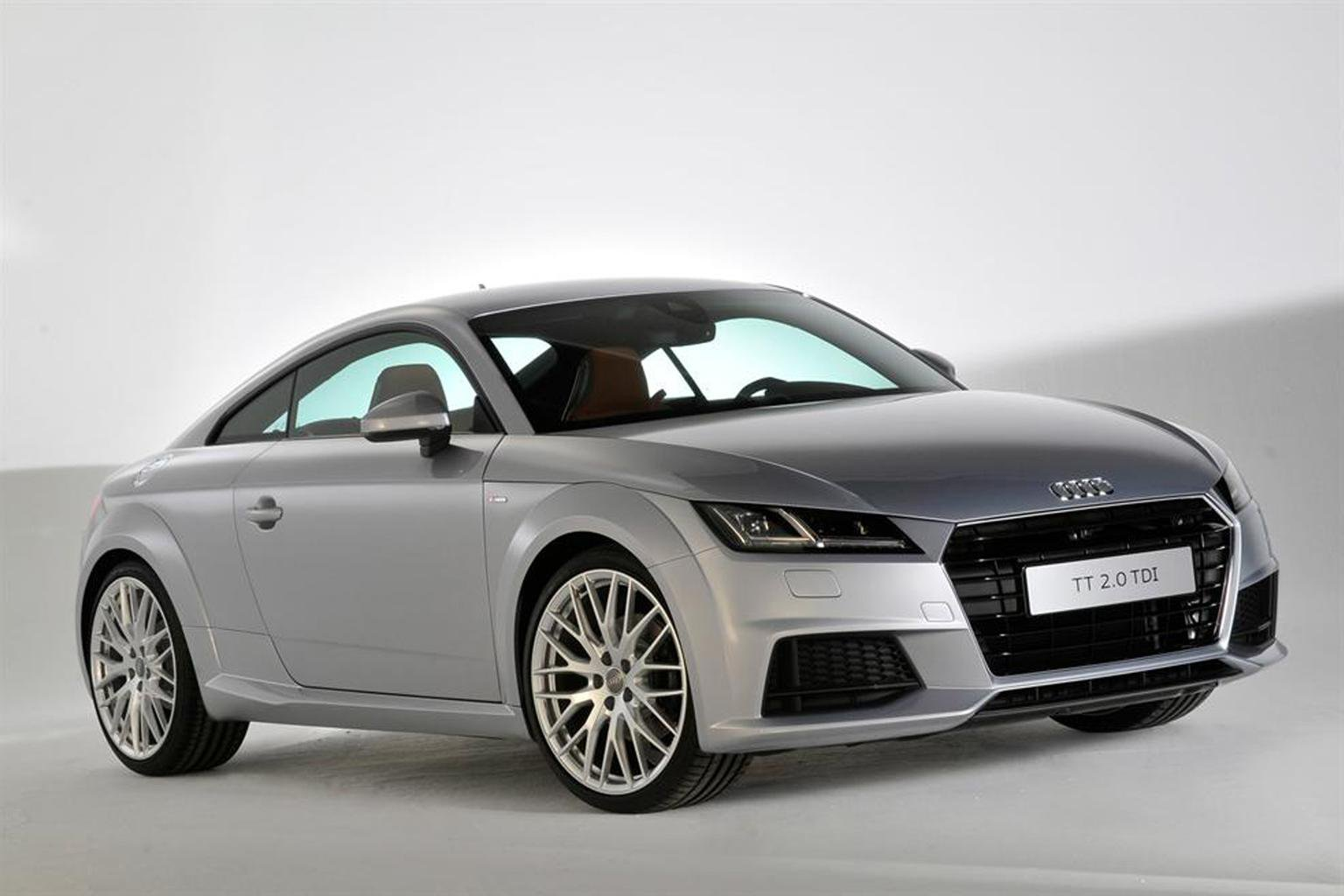 New Audi TT: exclusive preview