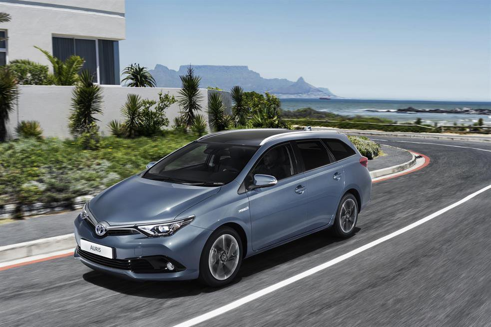 2015 Toyota Auris review