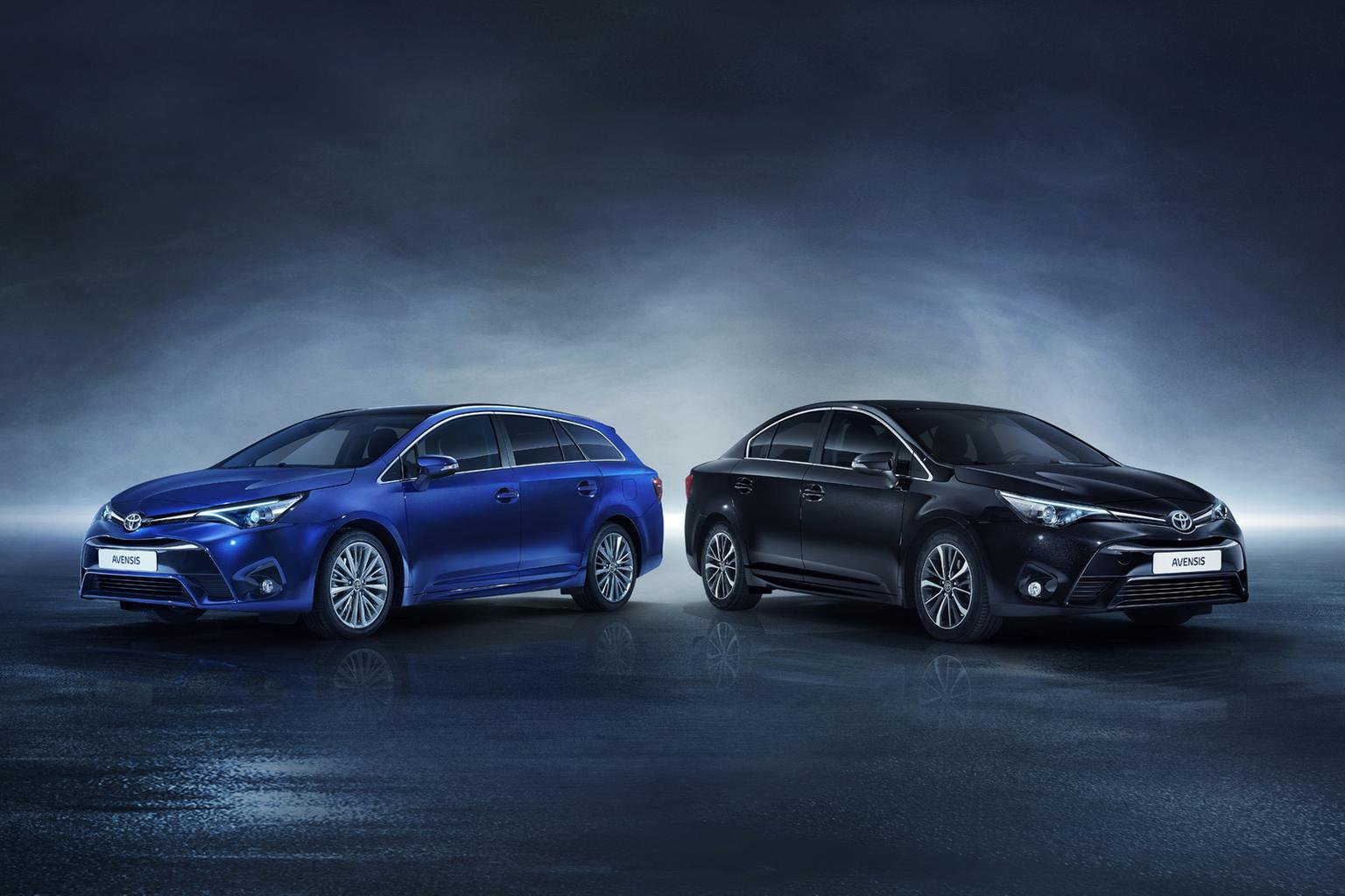 2015 Toyota Avensis facelift - pictures, engines and prices