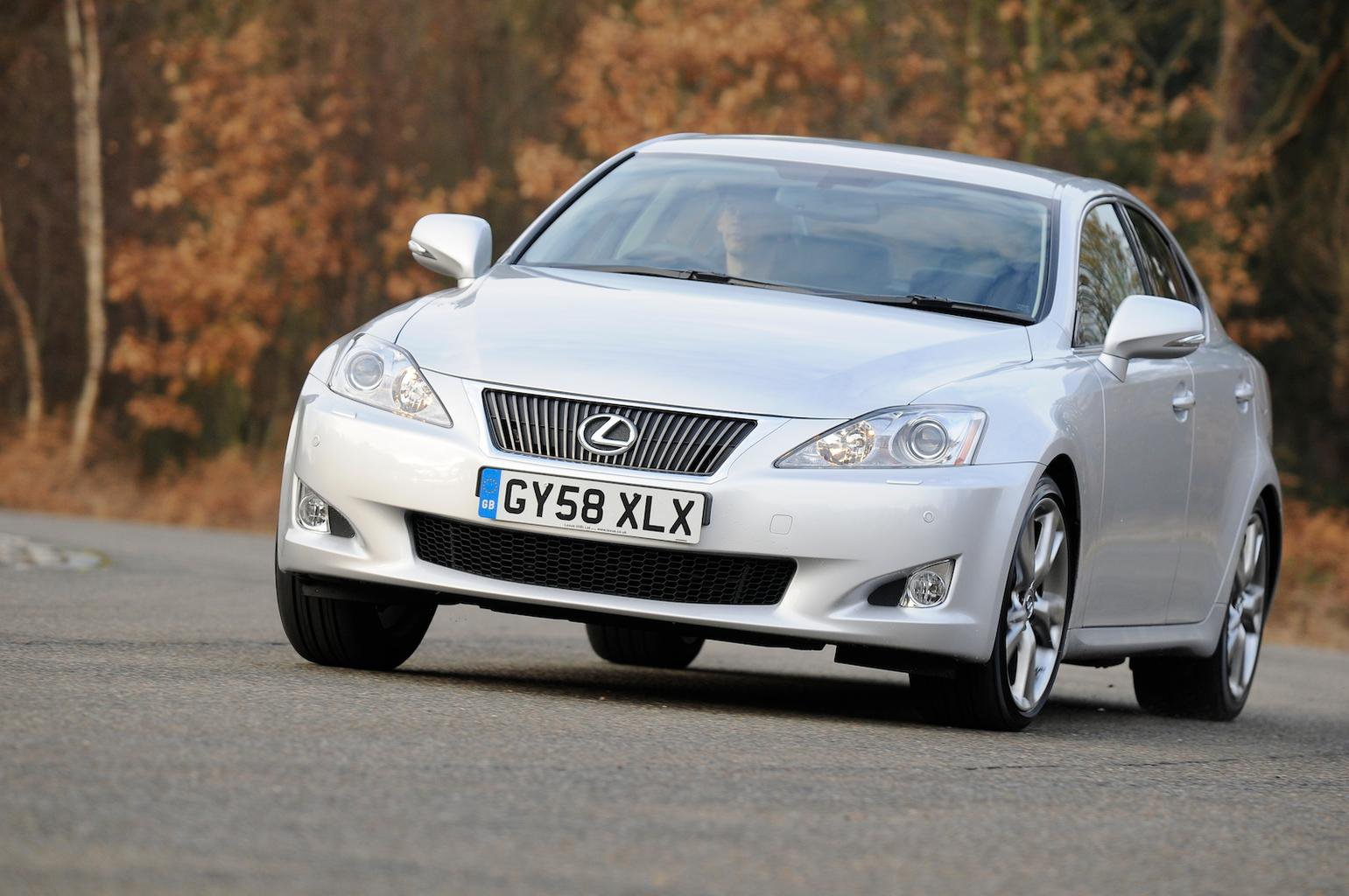 Lexus recalls IS, GS and LS