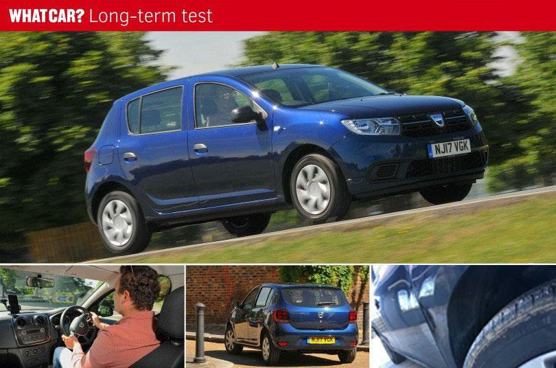 Dacia Sandero long-term test review