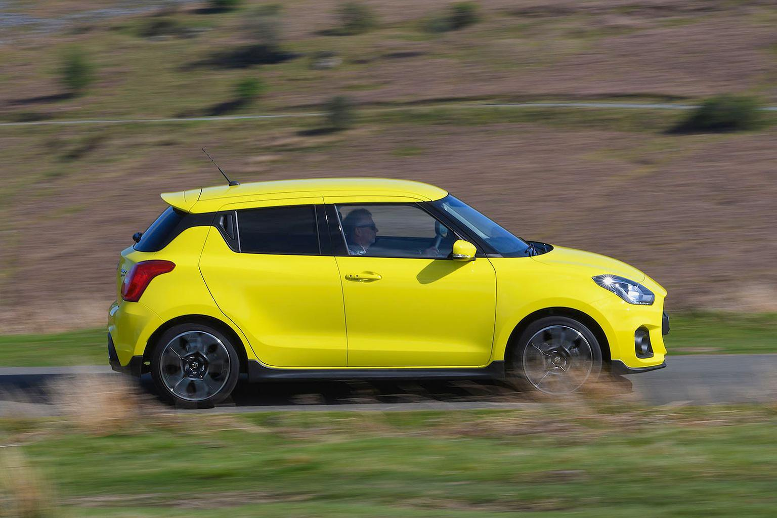 New Suzuki Swift Sport vs Volkswagen Up GTI