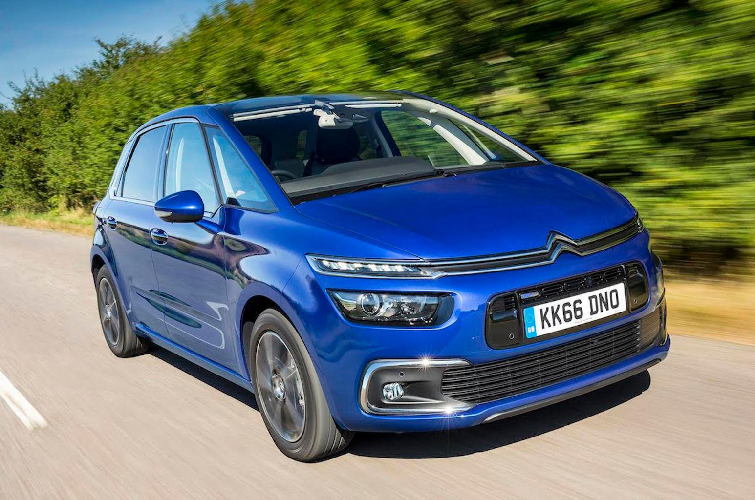 2016 Citroën C4 Picasso 1.2 Puretech 130 review