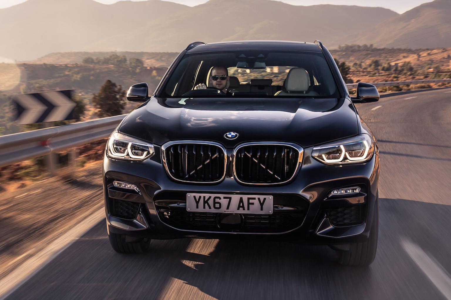 2017 BMW X3 xDrive30d review - verdict