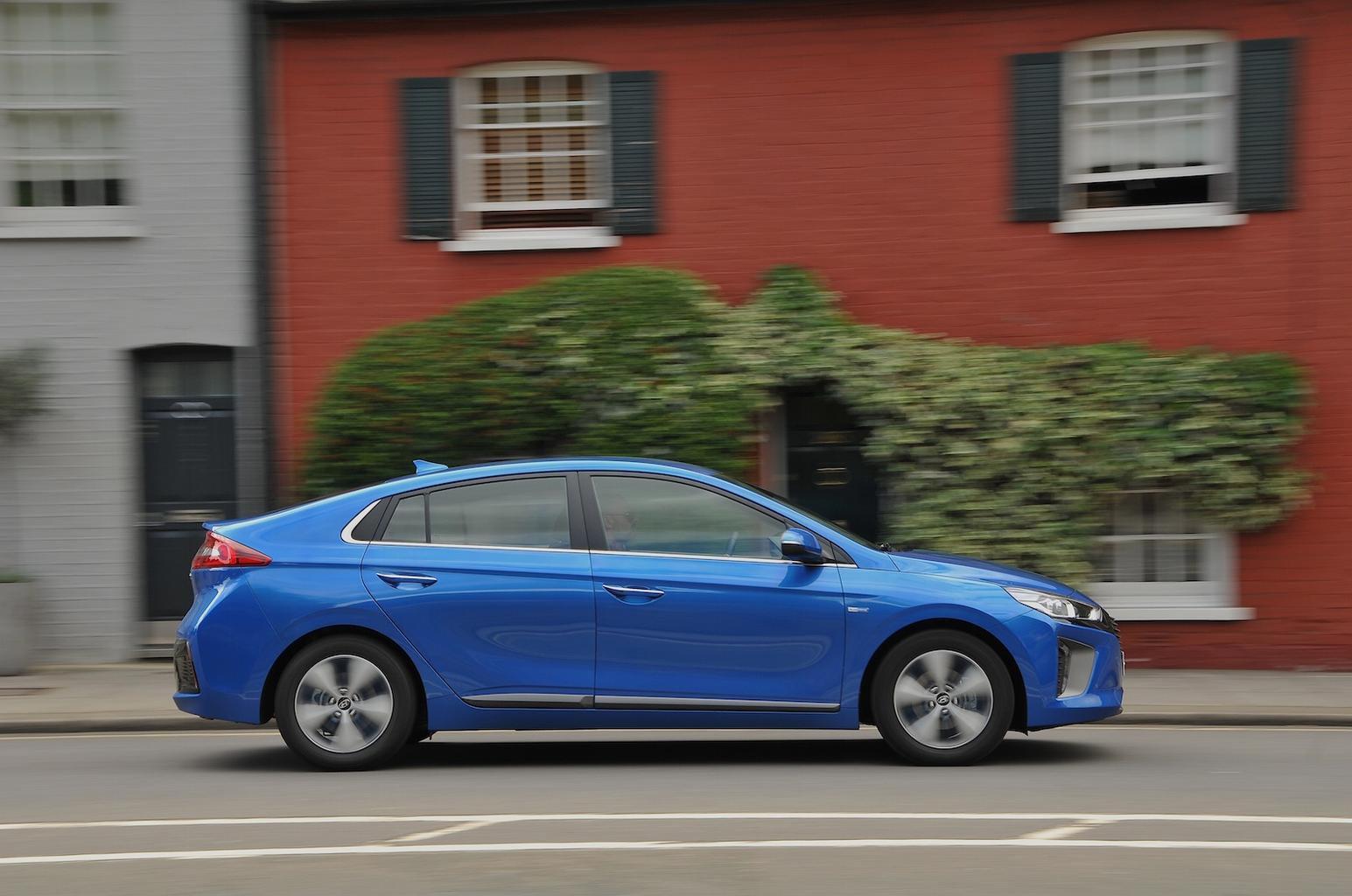 Hyundai Ioniq Plug-in review - verdict