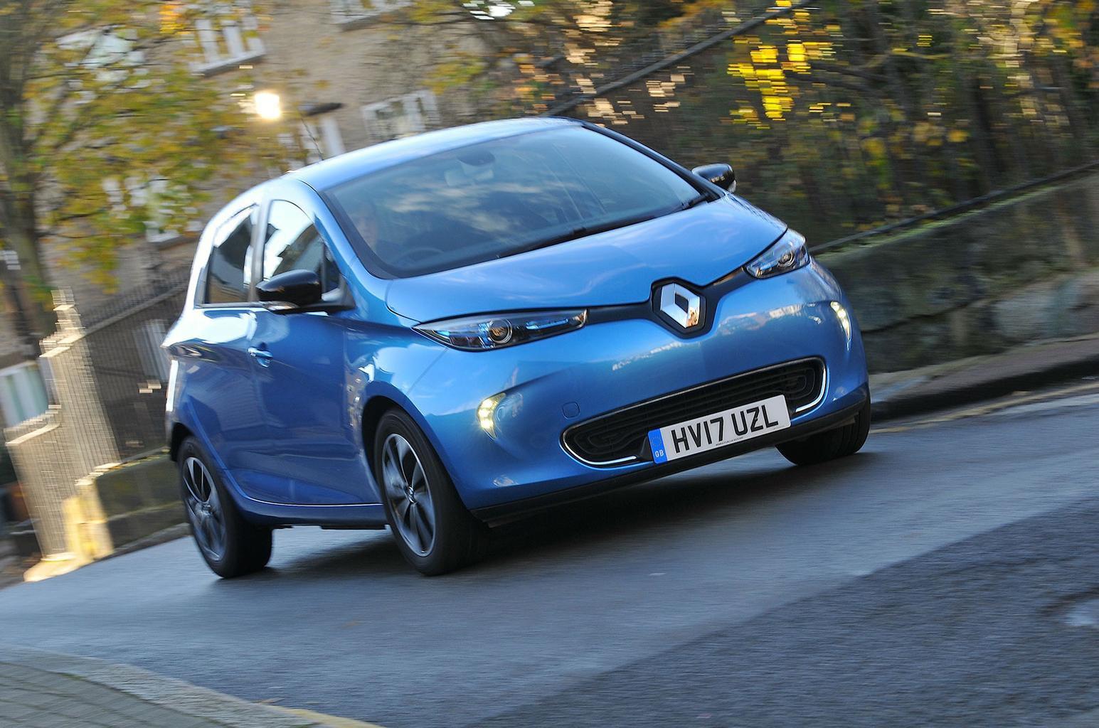 Renault Zoe long-term test review