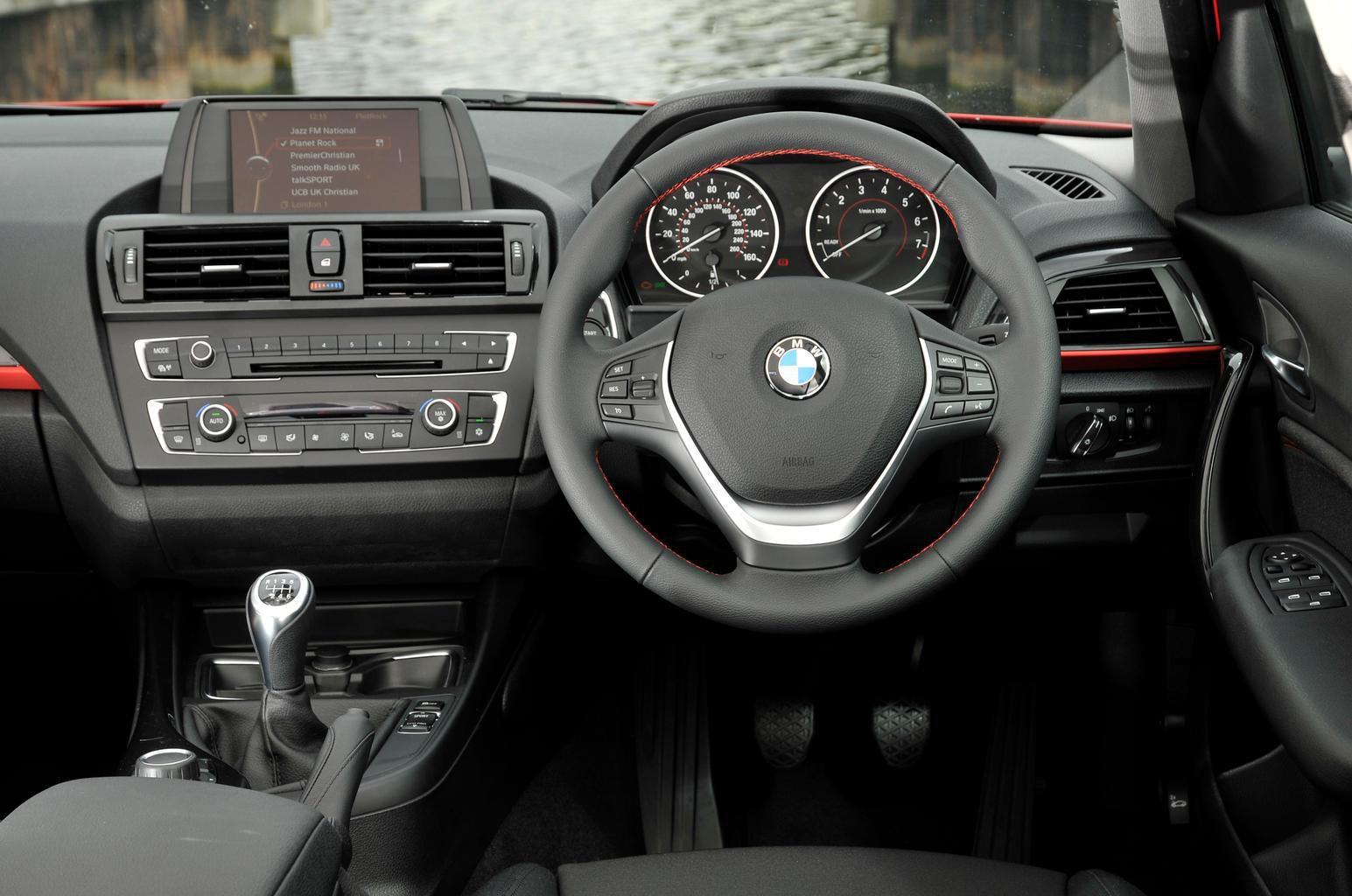 Used test – premium unleaded: BMW 1 Series vs Volkswagen Golf