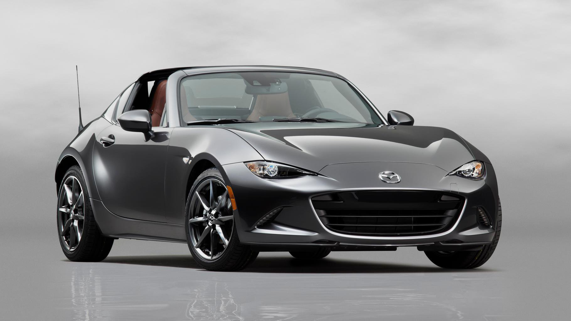 2017 Mazda MX-5 RF - exclusive reader test team preview