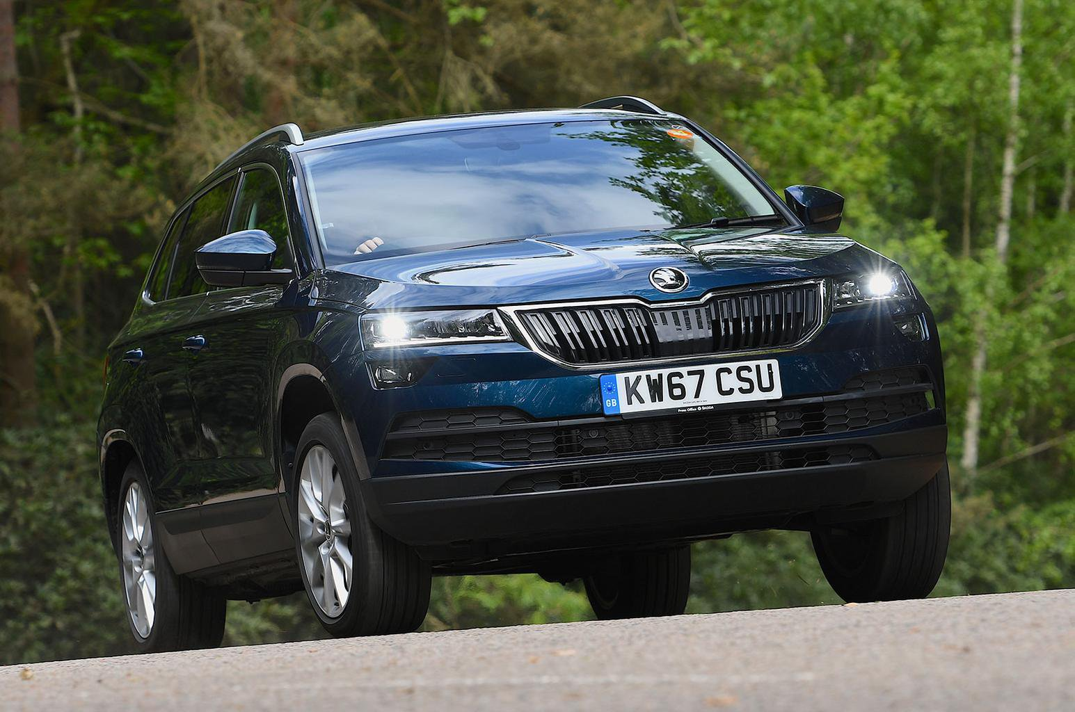 Skoda Karoq long-term test review