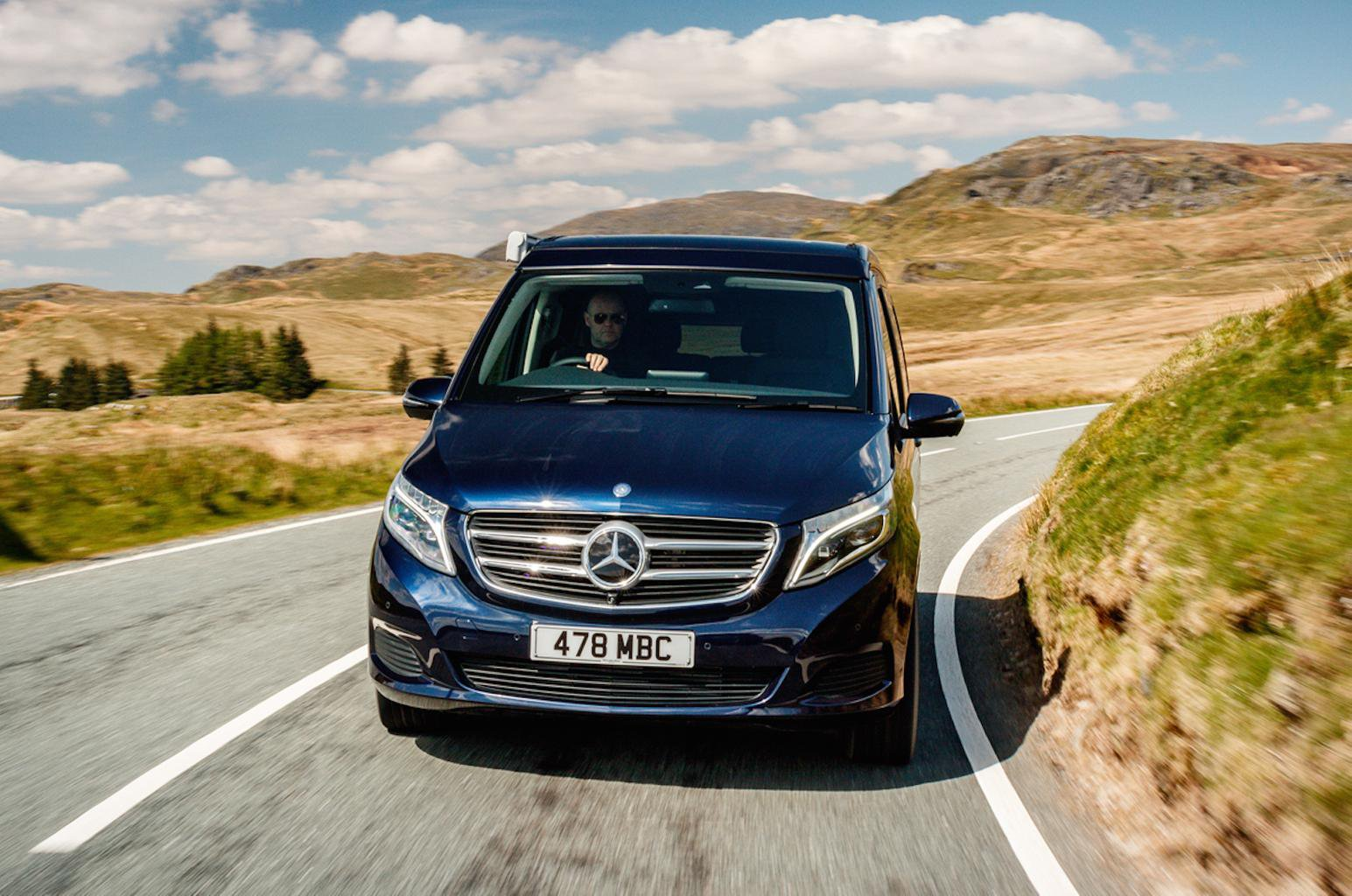 2017 Mercedes-Benz V-Class Marco Polo review verdict, specs, price and release date