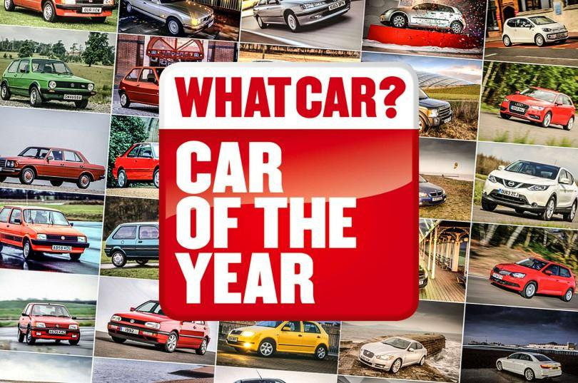 Every What Car? Car of the Year winner since 1978