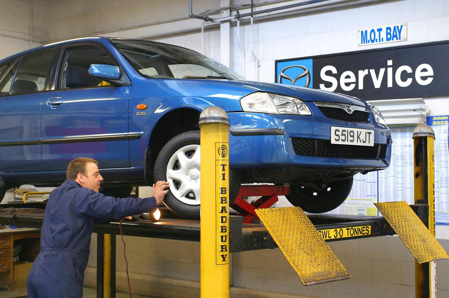 Franchised dealers rated as most reliable by car owners