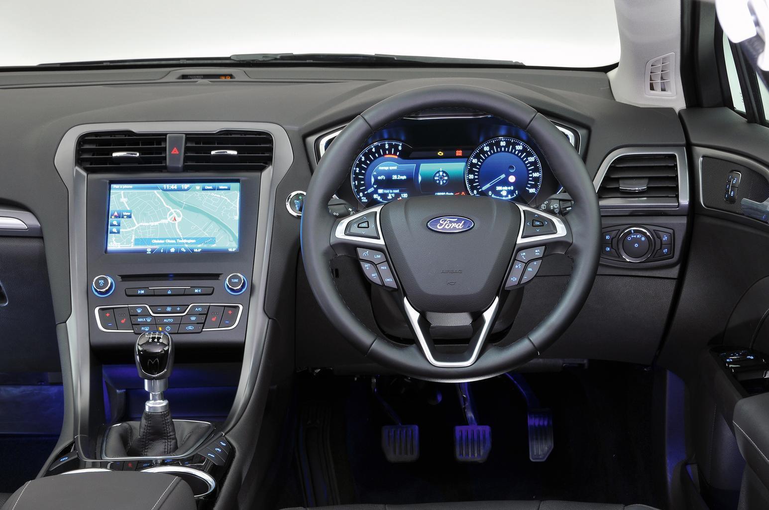 Skoda Superb vs Ford Mondeo vs Volvo S60