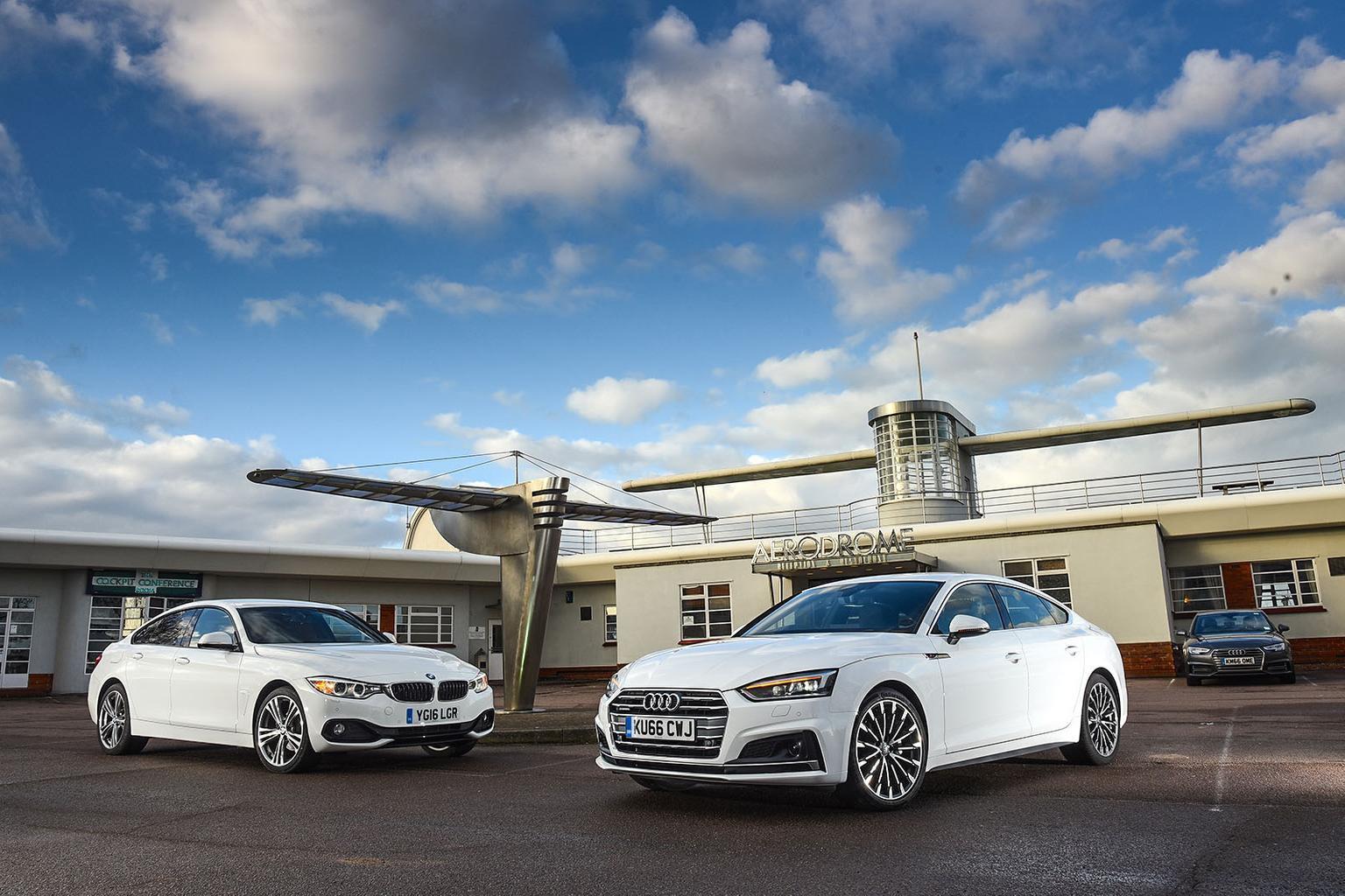 New Audi A5 Sportback vs BMW 4 Series Gran Coupe | What Car?