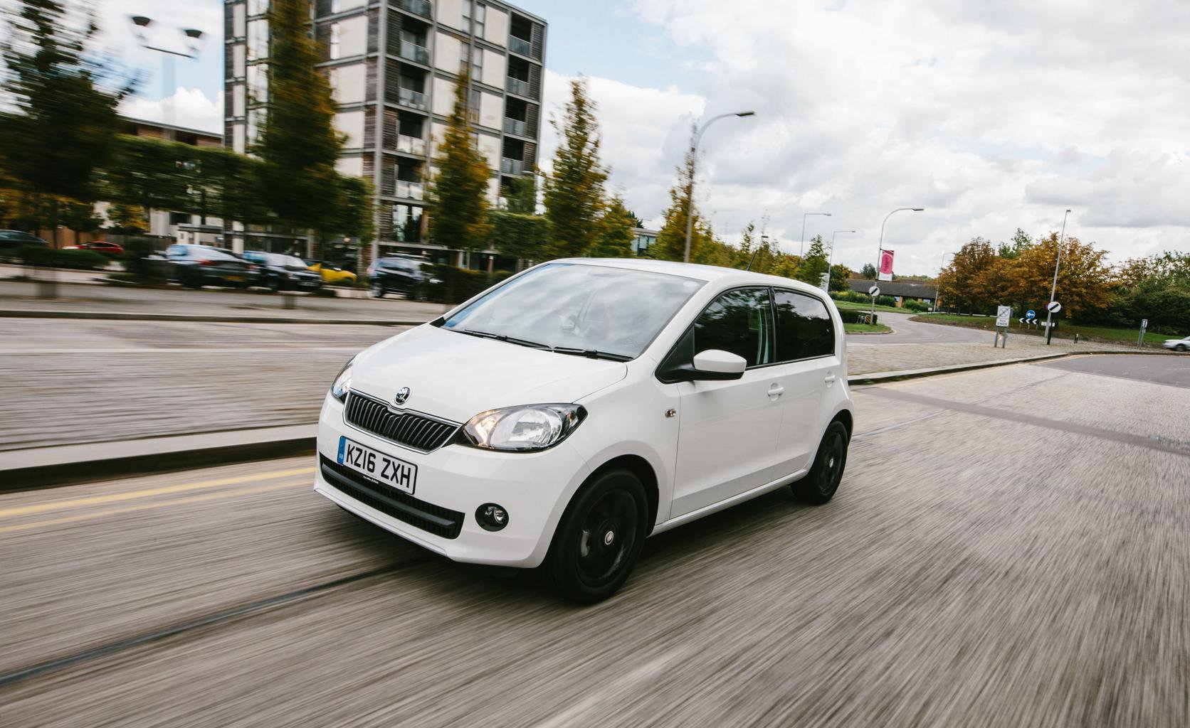 2016 Skoda Citigo Colour Edition review