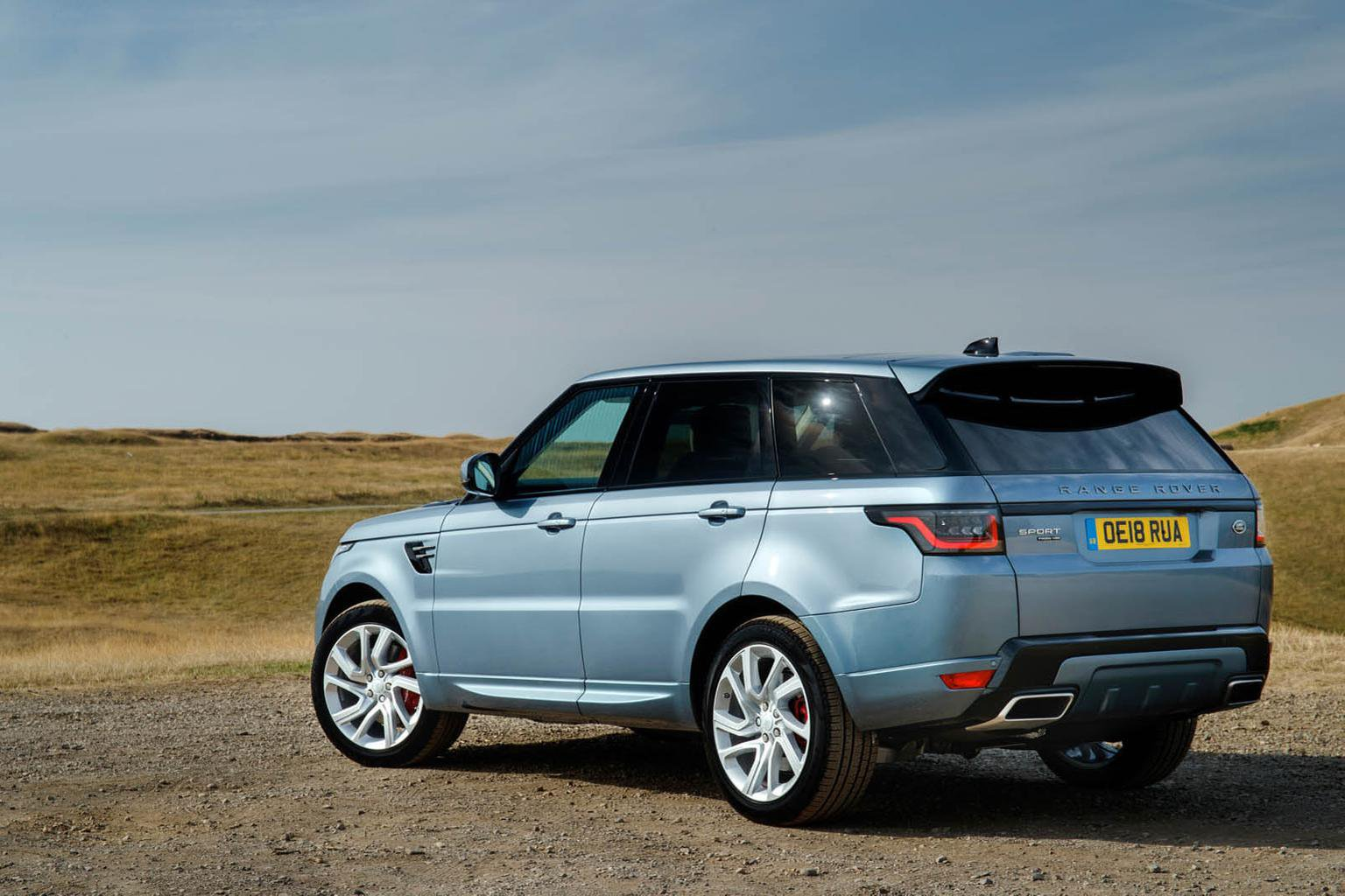 2018 Range Rover Sport PHEV P400e verdict