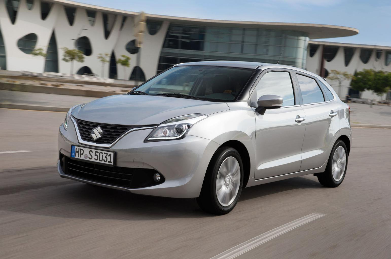 2015 Suzuki Baleno 1.0 Boosterjet review
