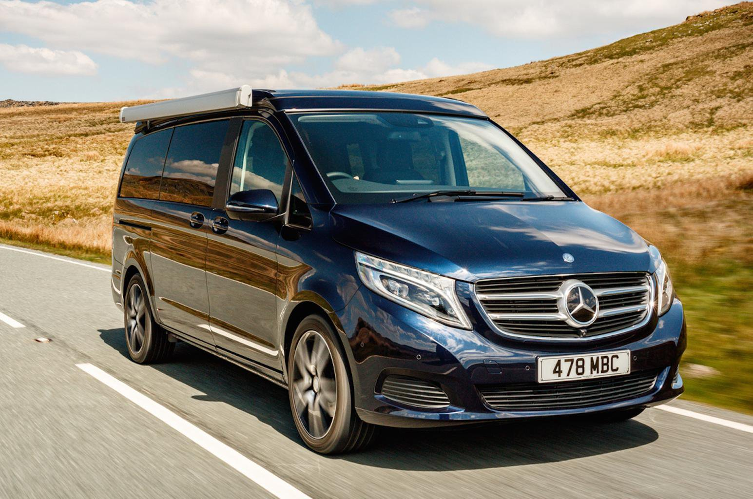 2017 Mercedes Benz V Class Marco Polo Review Price Specs And