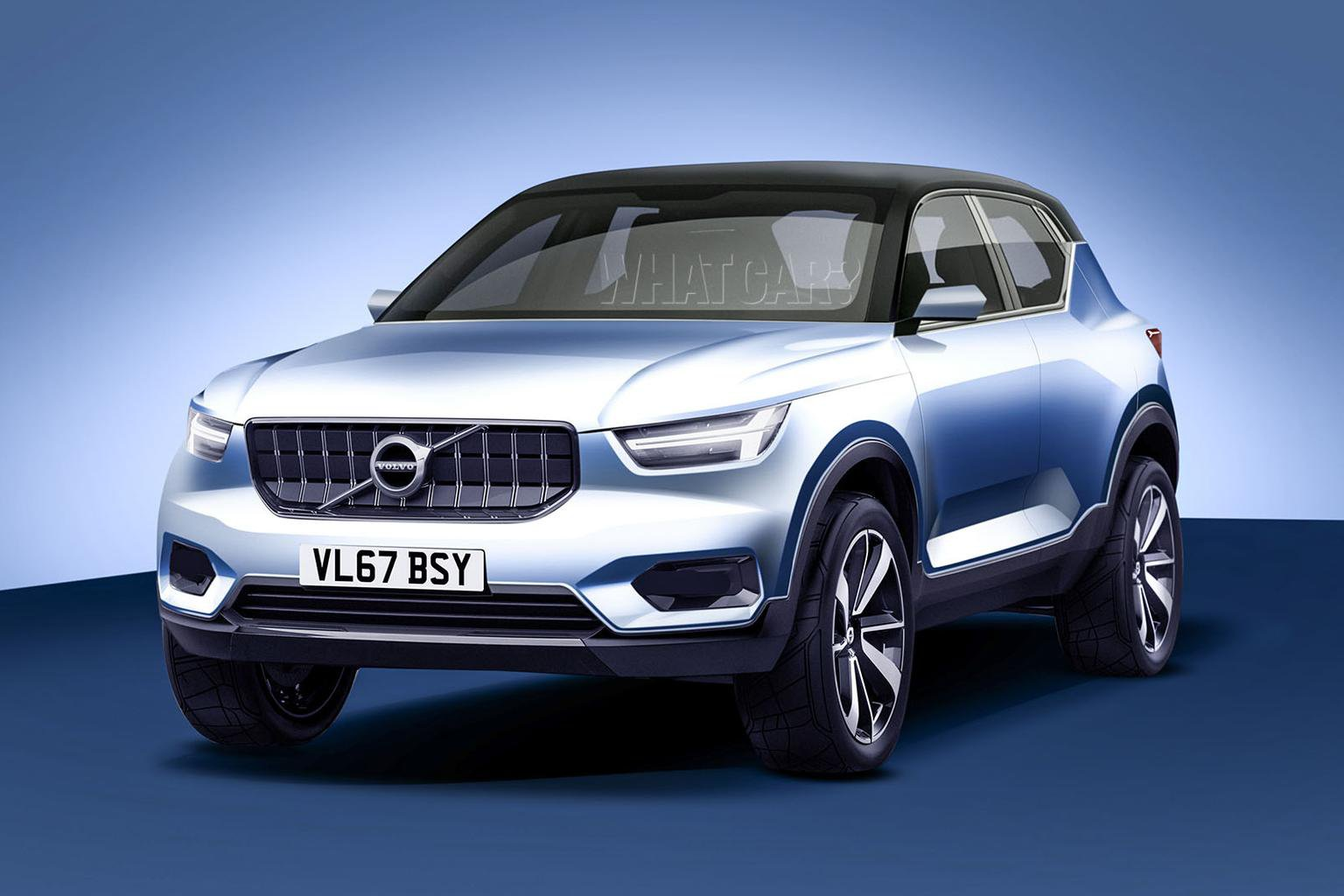 Volvo plans electric car for 2019