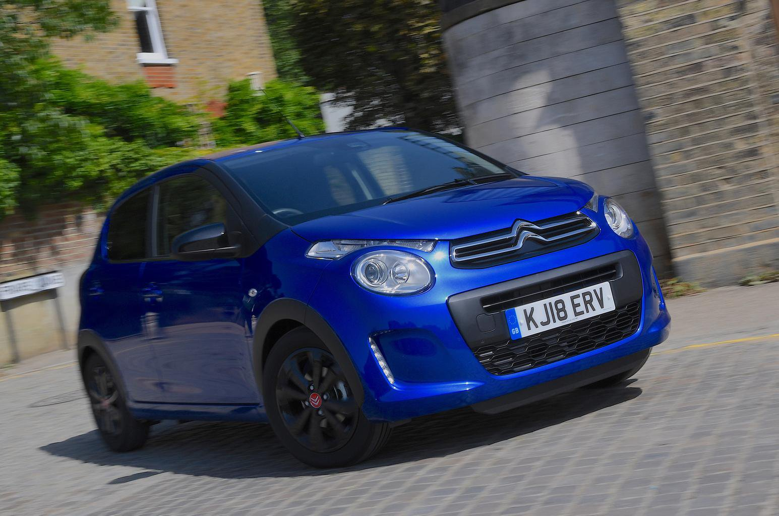 2018 Citroën C1 Urban Ride review – gallery, price, specs and release date