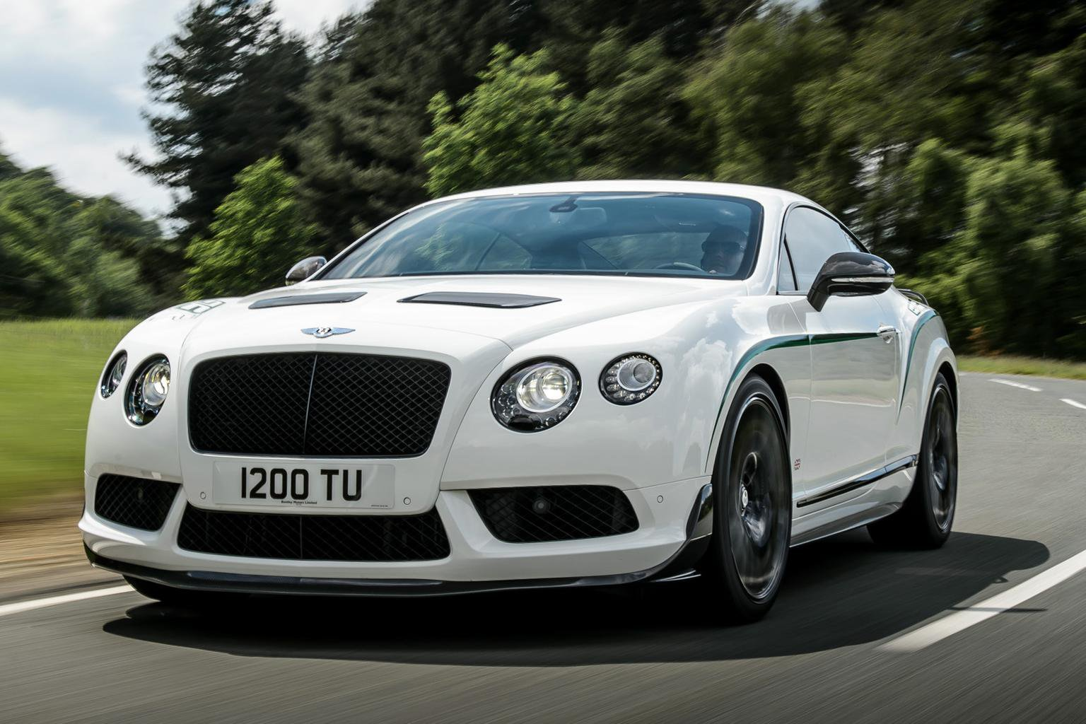 Bentley lines up two-seat sports car