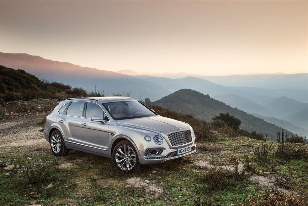 2016 Bentley Bentayga assessed by What Car? readers
