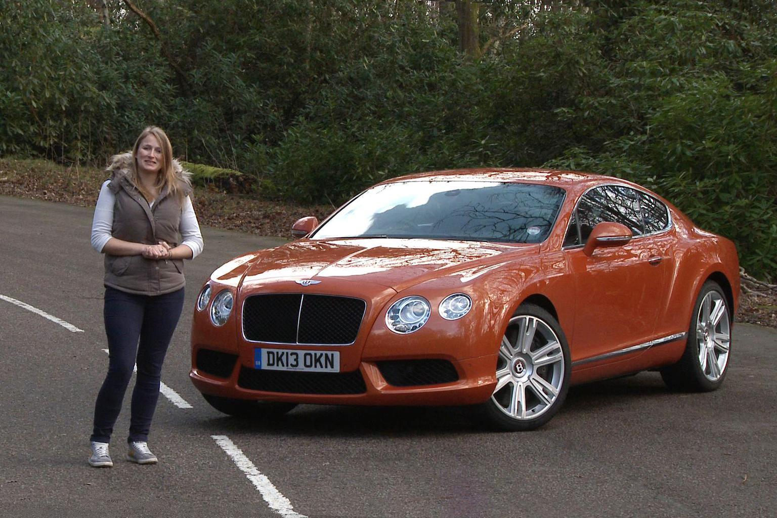 Video road test: Bentley Continental GT