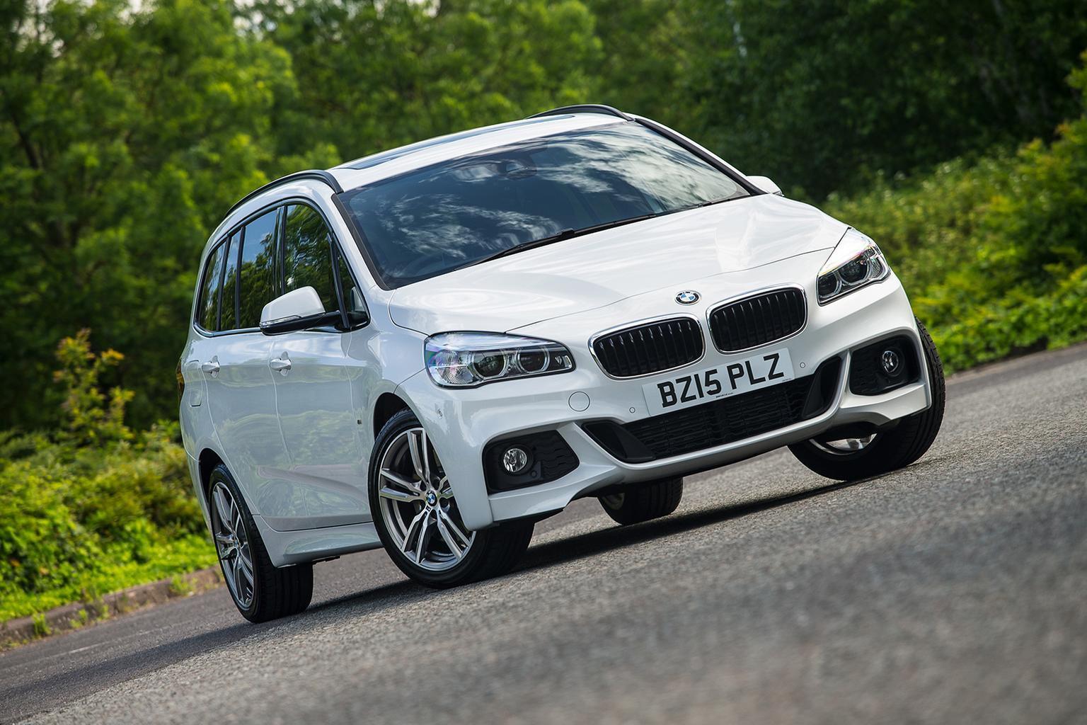 2015 BMW 2 Series Gran Tourer UK review