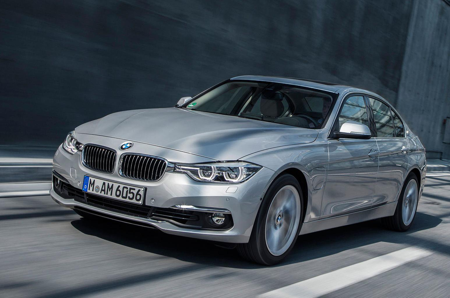 BMW introduce three new hybrid models at the Frankfurt motor show
