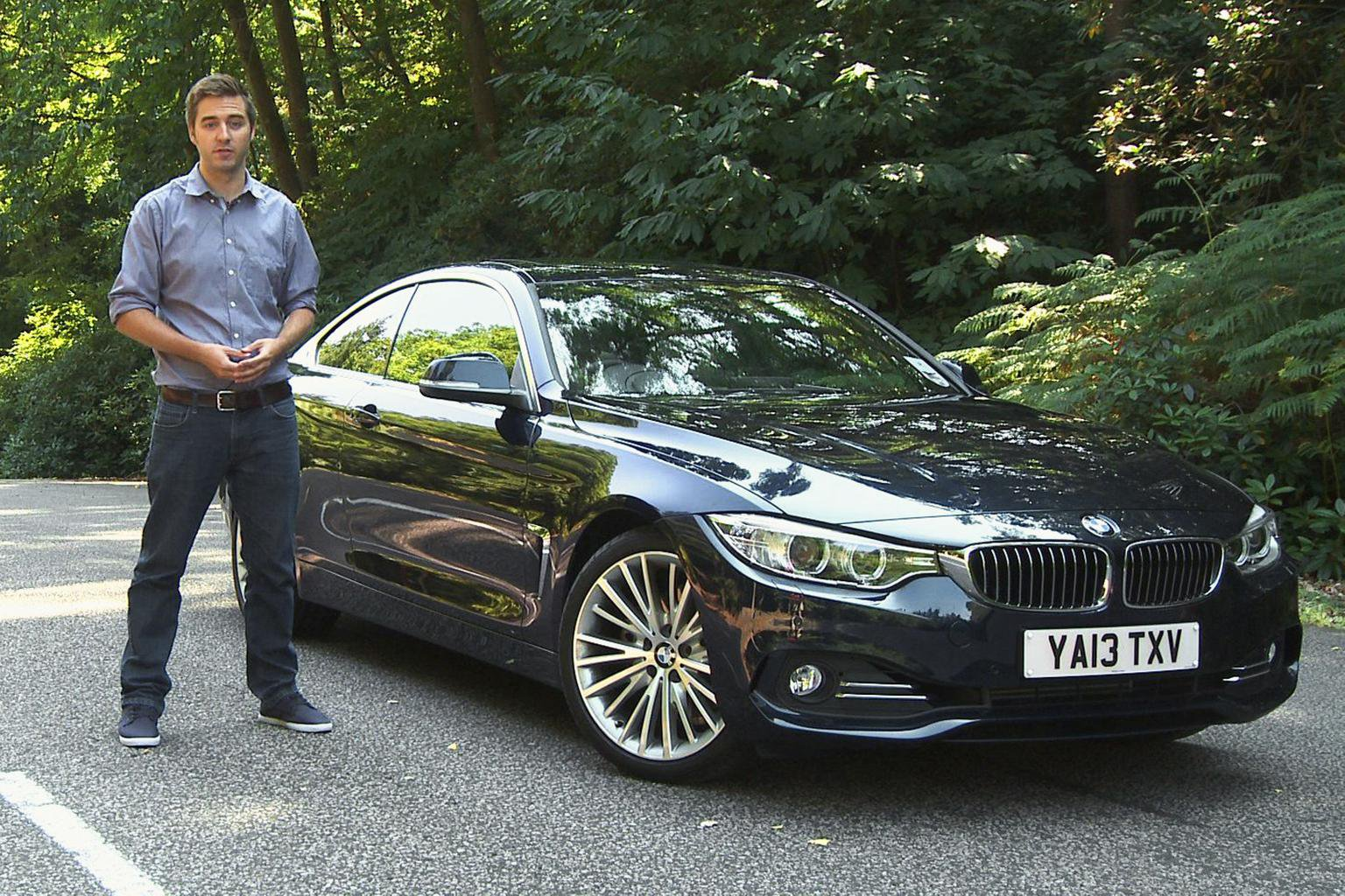BMW 4 Series video review