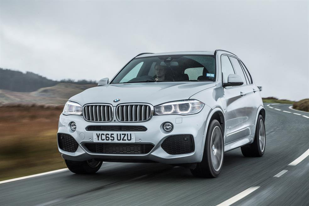 2016 BMW X5 xDrive40e PHEV review