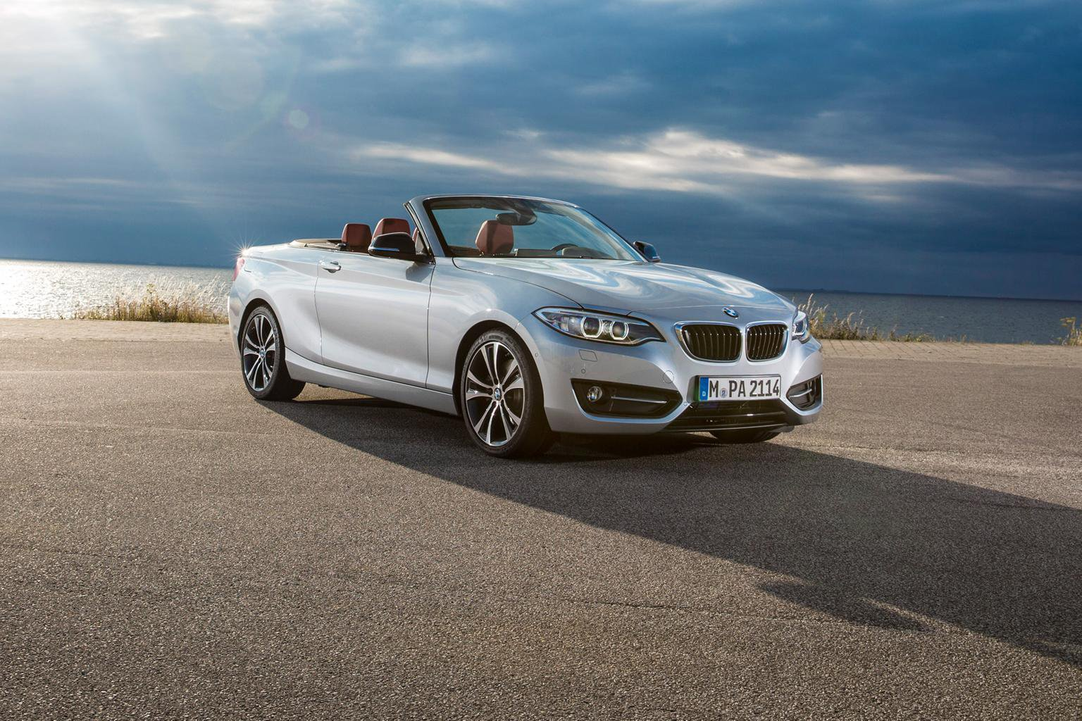 2015 BMW 2 Series Convertible - engines, specs and on-sale date