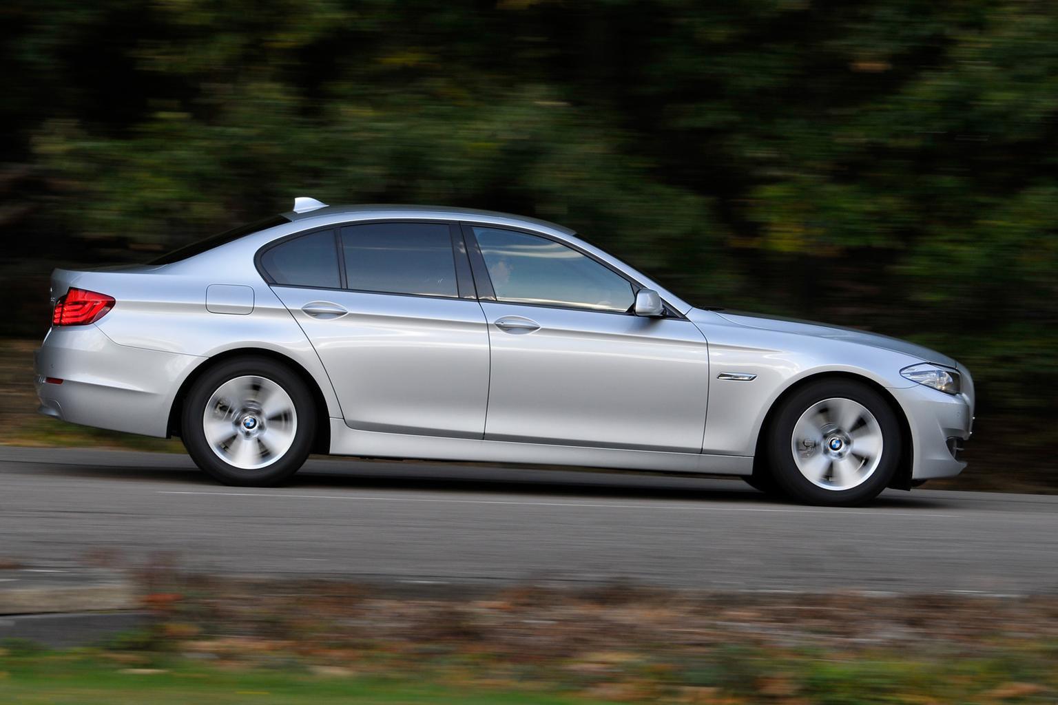 Deals: Big discounts on BMW 5 Series and Jaguar XFs