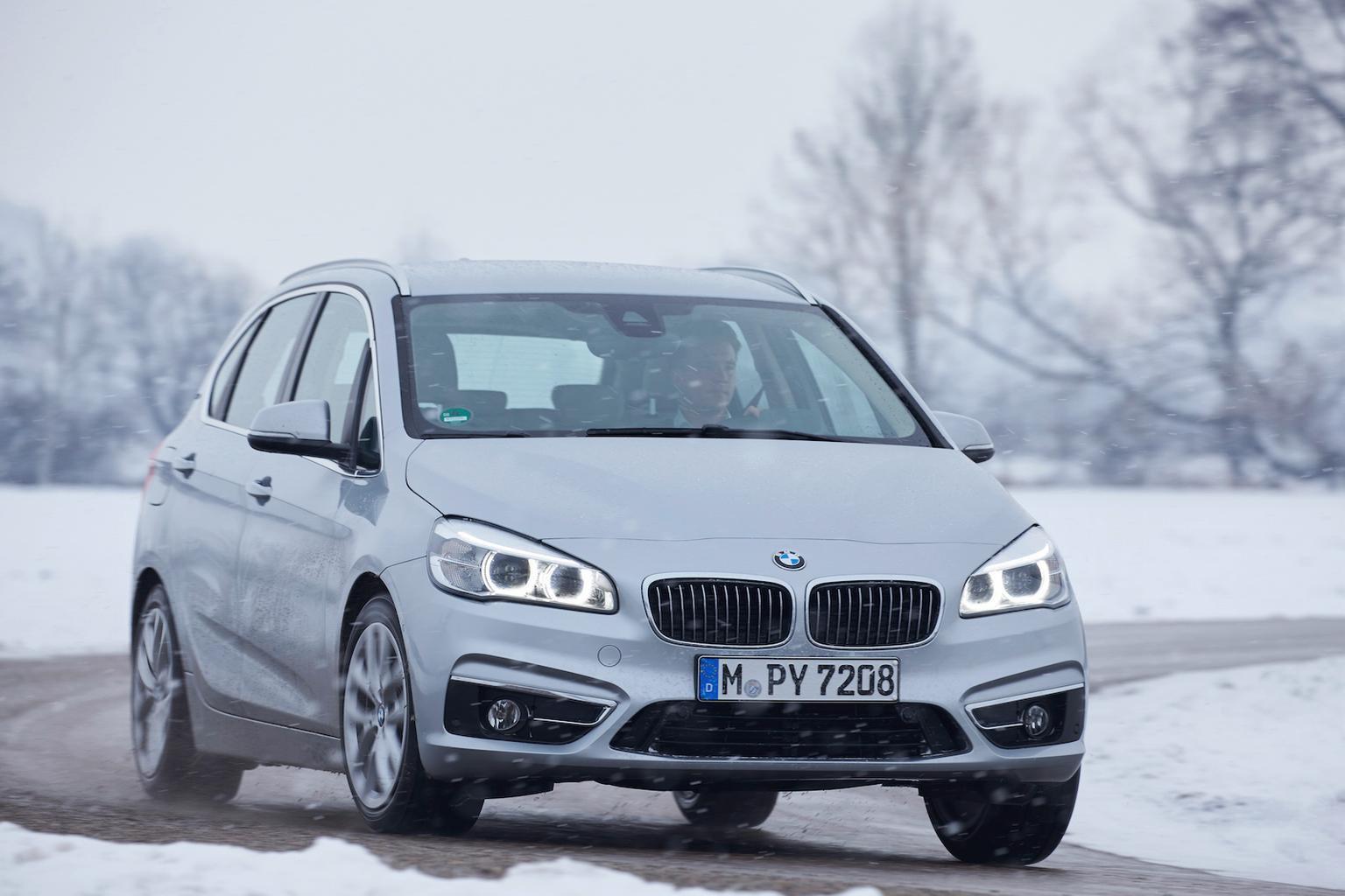 2016 BMW 2 Series Active Tourer 225xe review