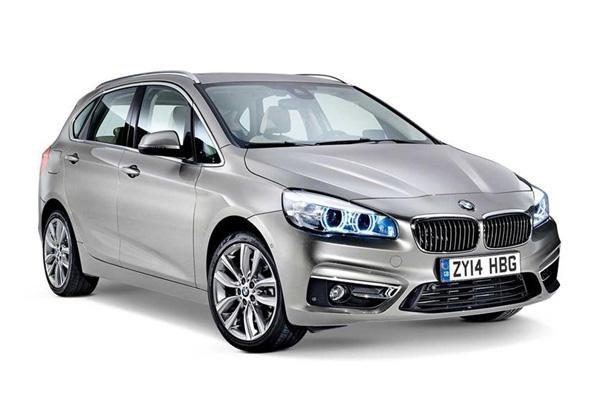 Exclusive preview: BMW 2 Series Active Tourer
