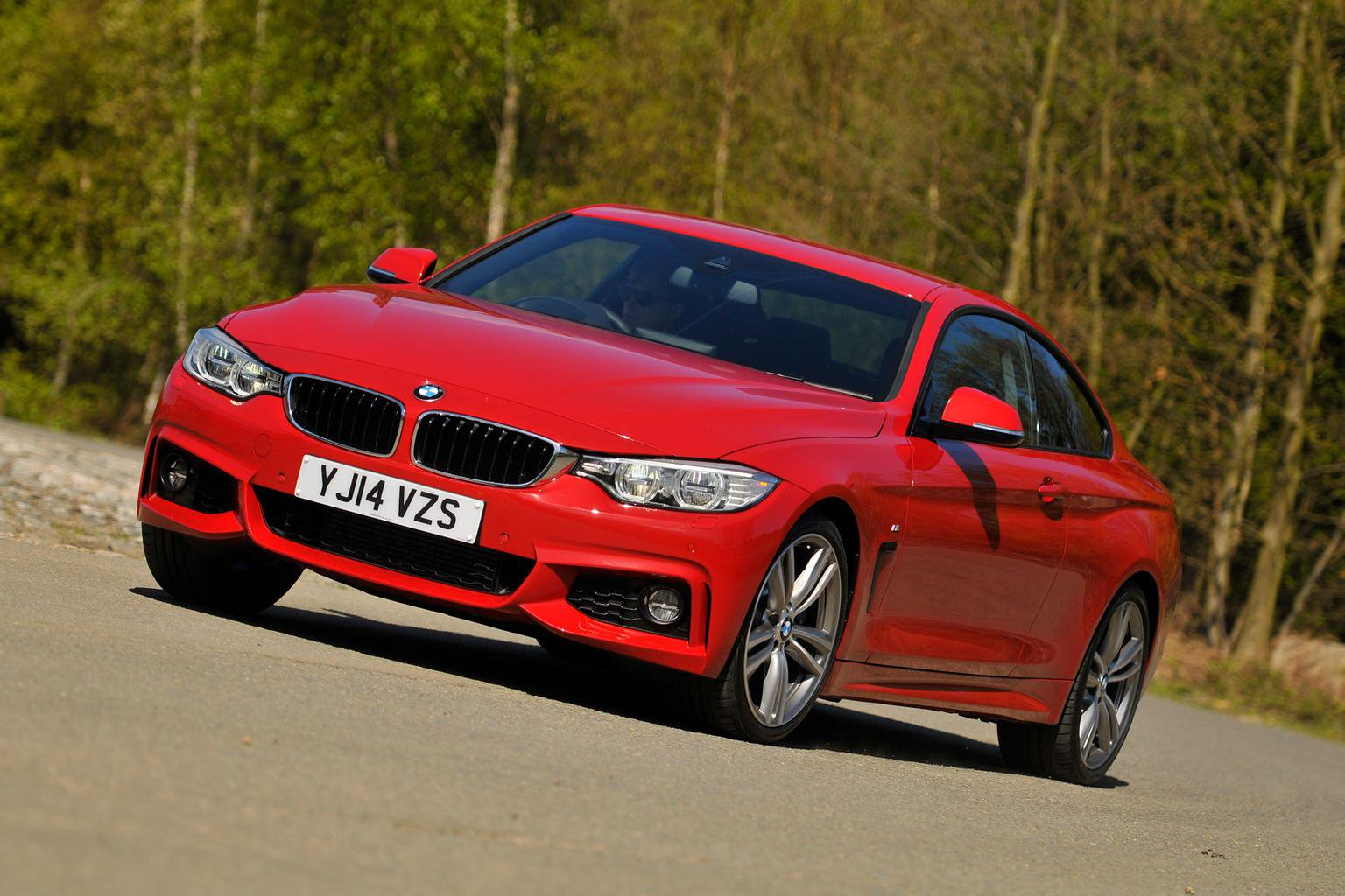 2014 BMW 435d xDrive review