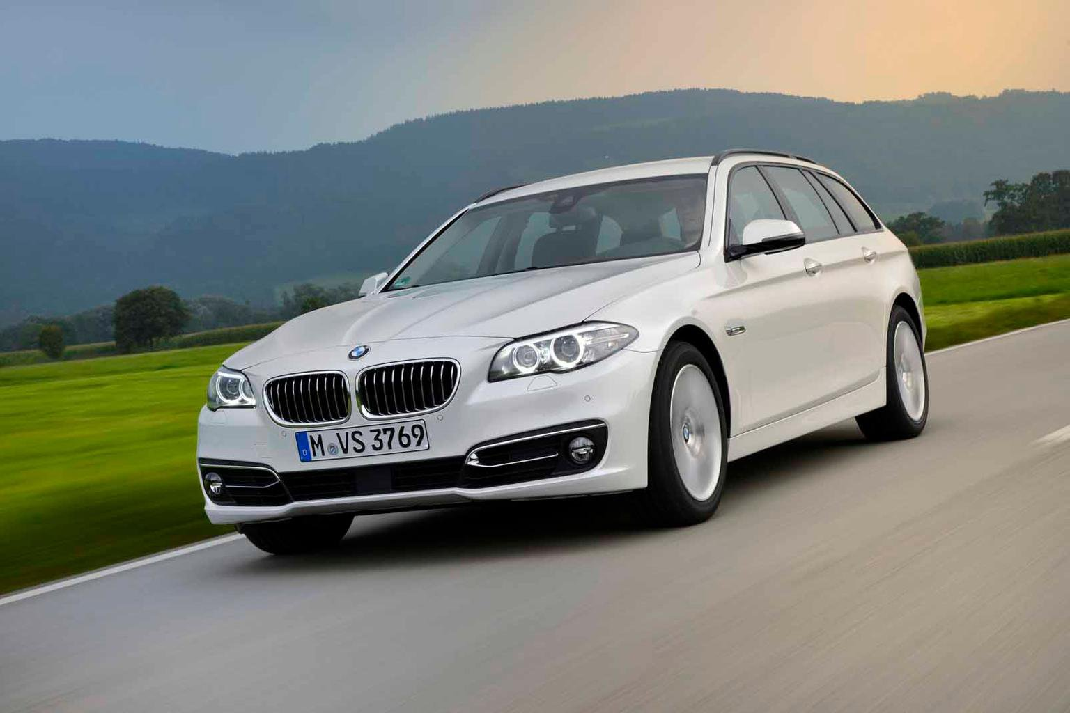 2014 BMW 5 Series Touring review