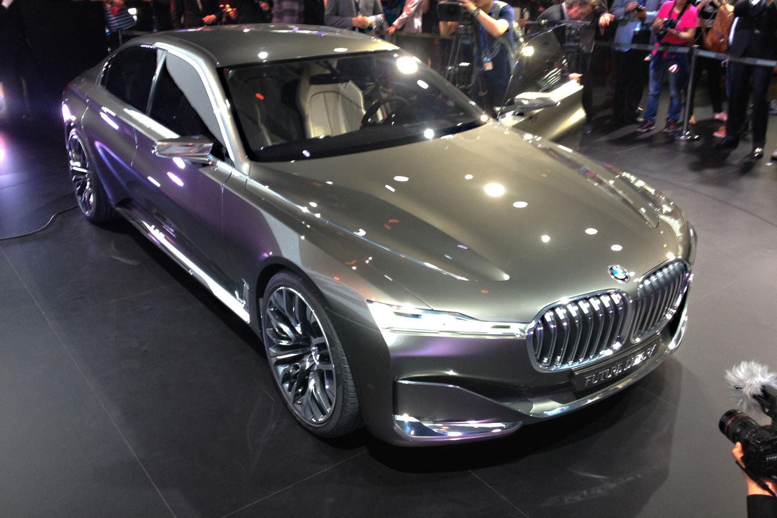 2016 BMW 7 Series - first info