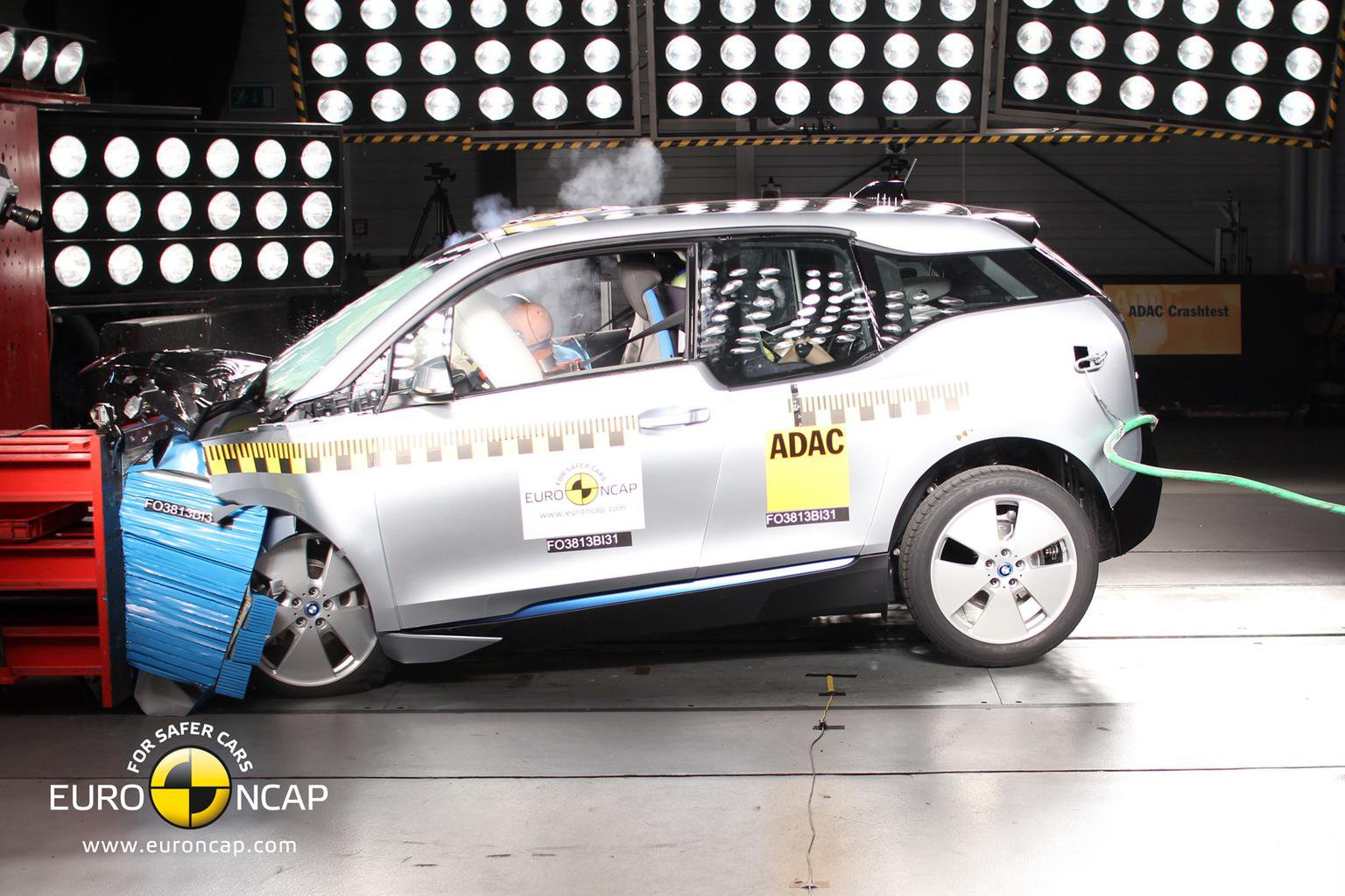 BMW i3 and Nissan Note miss out on five-star Euro NCAP rating