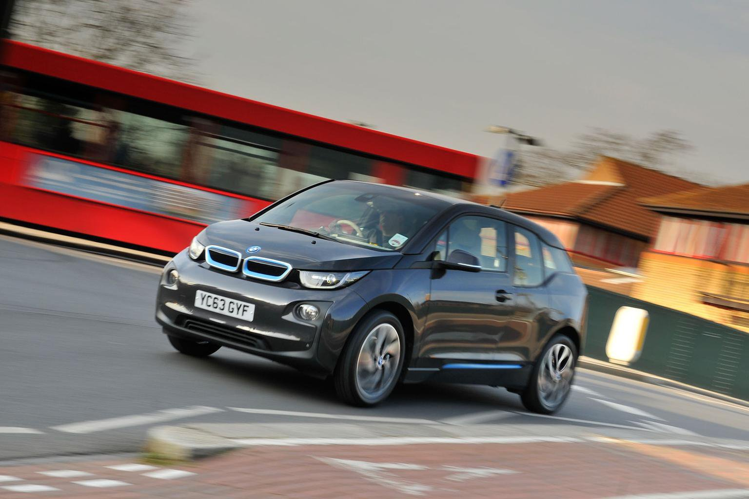 Our cars: BMW i3, Fiat 500L and Volvo V60