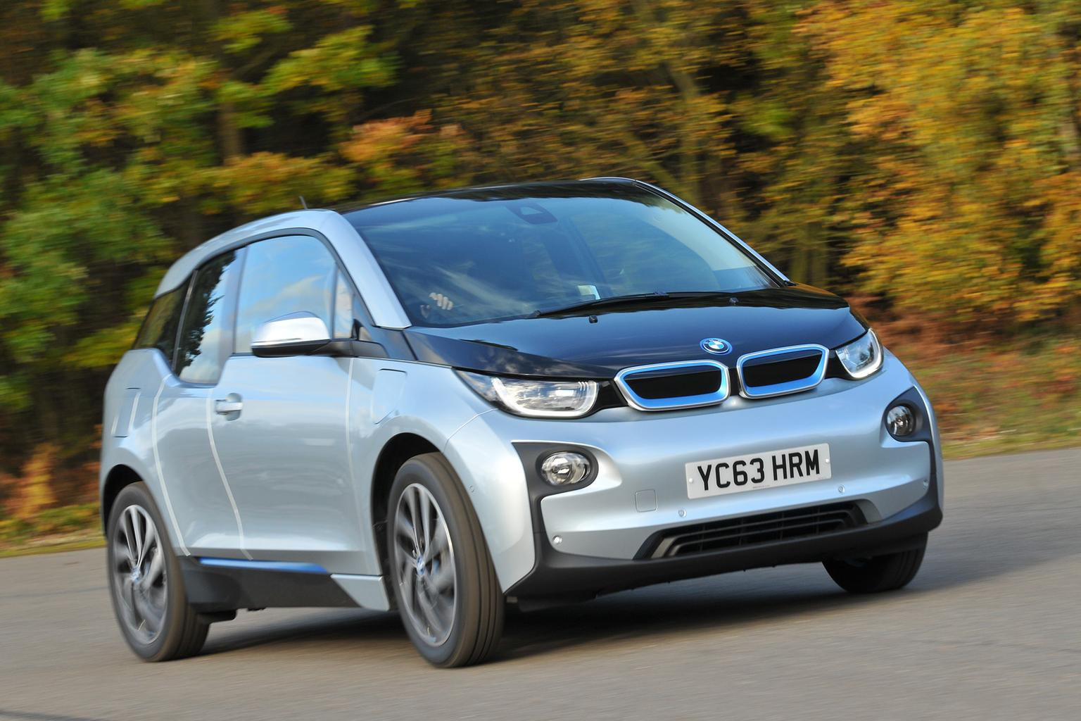 BMW i3 video road test