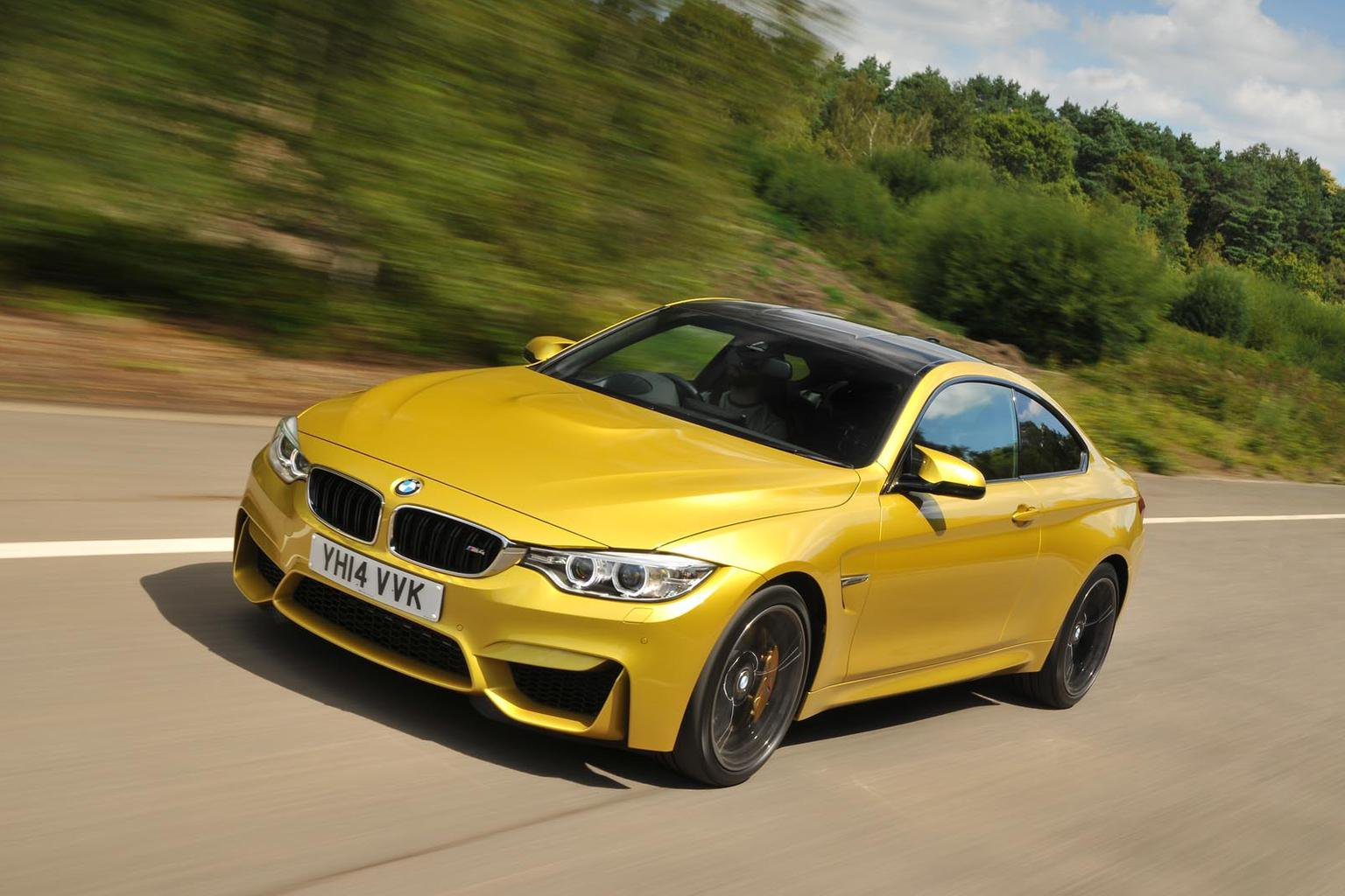 2014 BMW M4 review