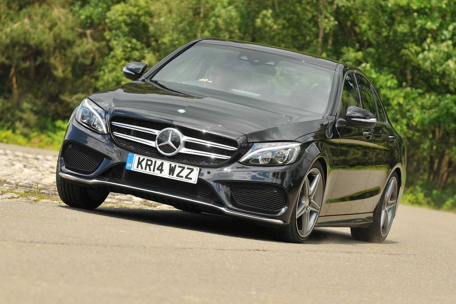 2014 Mercedes C-Class review