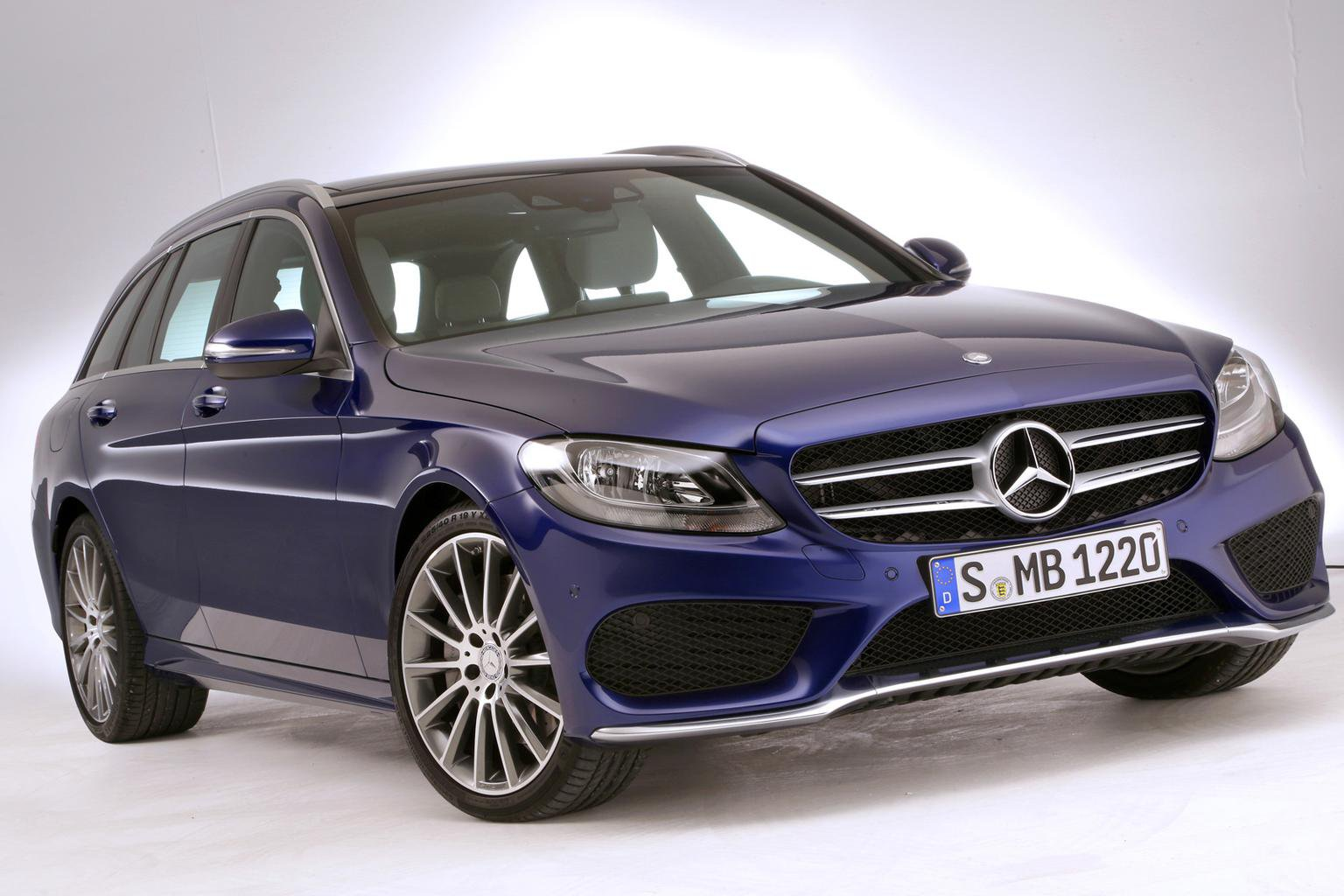 2014 Mercedes C-Class Estate revealed